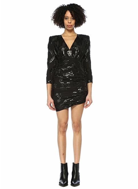 IRO Elbise Siyah